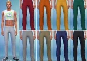 Спортивные штаны для симов