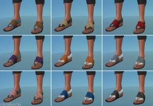 женская обувь в CAS