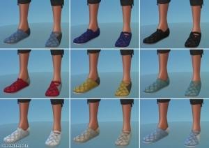 женские кроксы