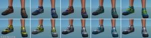 мужские кроссовки в симс 4 день спа