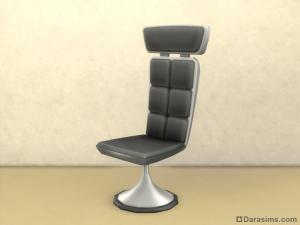 Награда за вторую ступень в карьере тайного агента: обеденный стул