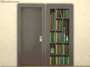 Награда потайная дверь