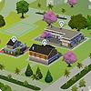 Новые карты городов в Симс 4