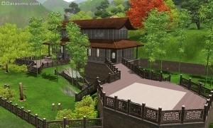 Академия боевых искусств «Феникс», Китай