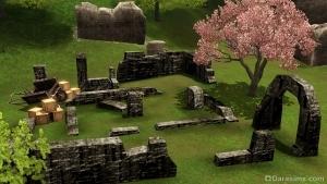 Китай: загадочные руины