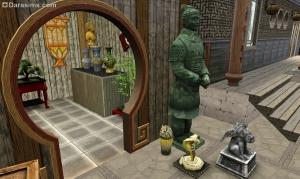 Магазинчик редкостей: Шанг-Симла, Китай