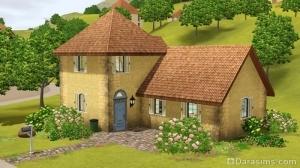Частный дом в Шам ле Сим