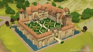 Дачный дом во Франции