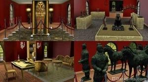 Выставочные залы Галереи искусств
