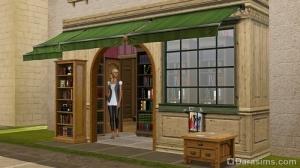 Книжный магазин «Кругозор» в Шам ле Сим