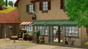 Магазин в Шам ле Сим: Редкости Алексиса