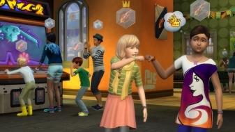 Детский игровой клуб по интересам в The Sims 4 Веселимся вместе