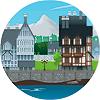Обзор города Винденбург в «Симс 4 Веселимся вместе!»