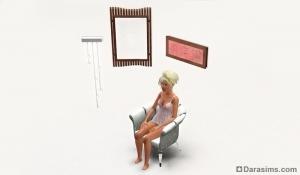 новые объекты в каталоге sims 3 изысканная спальня