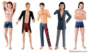новая одежда для мужчин в каталоге