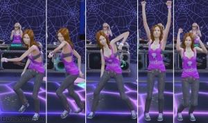 Танец Поп-пляс