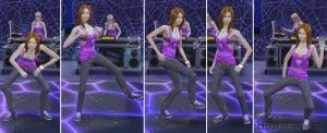 Танец Хромоножка