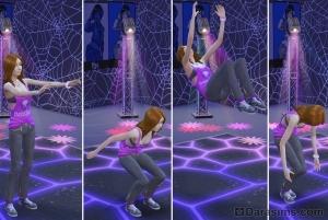 Сальто в танце