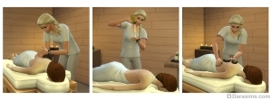 аромамассаж и массаж горячими камнями