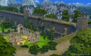 Замки и крепости Винденбурга