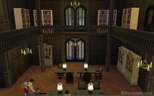 Библиотека Квад Мэнор
