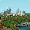 Детальный обзор Рорин Хайтс из The Sims 3 Store