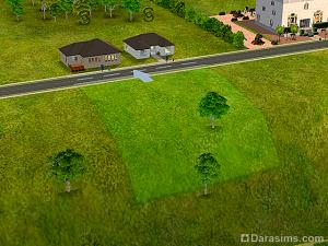 строительство домика на острове в симс 2