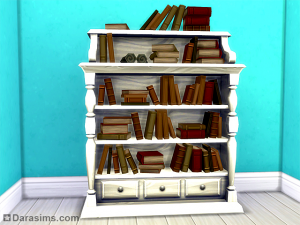 "книжный шкаф ""Раздумье"""