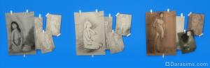 Картина человеческого тела в Симс 4