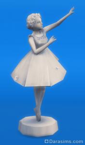 награда в карьере художника: прима балерина