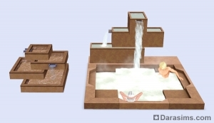 фонтан и джакузи в каталоге
