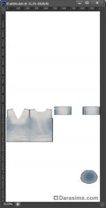 редактирование текстуры в photoshop