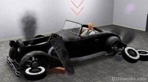 ретро-автомобиль в симс 3 store