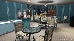 комната для перекусов
