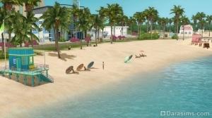 пляж «Океан»