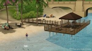 пляж «Морской мост»