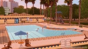 бассейн «На берегу»