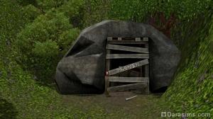 заброшенная шахта в Рорин Хайтс