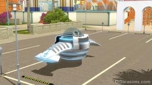 космический автомобиль «Галакса»