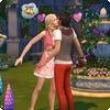 Любовь витает в воздухе в каталоге «The Sims 4 Романтический сад»
