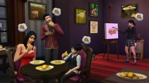Новая жизненная цель в Симс 4 — Жареный сыр