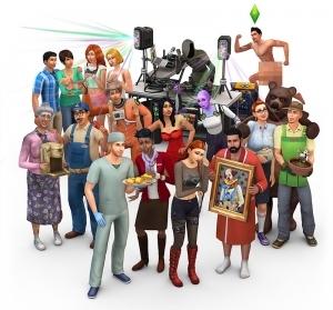 Обновление для Симс 4 в честь 16 годовщины The Sims
