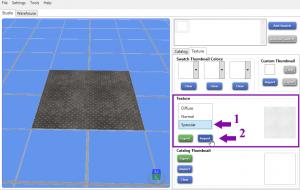 Импорт текстуры Specular в Sims 4 Studio