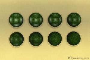 Канал Green в текстуре Specular в Симс 4