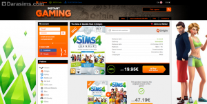 The Sims 4 Bundle Pack 3 в Великобритании