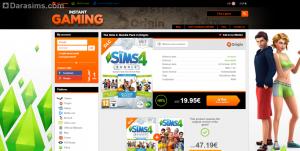 The Sims 4 Bundle Pack 3 в Великобритании