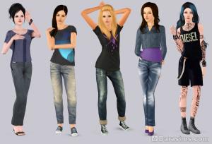 новое в CAS: одежда для симок