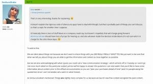Сим гуру Дрэйк рассказывает, почему разработчики не делятся информацией