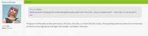 Сим гуру Дрэйк рассказывает, что времена Симс 4 не такие же, как Симс 2 и Симс 3