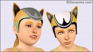 Детские прически в каталоге Симс 3 Кино